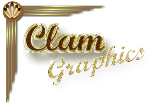 Clamgraphics Heading