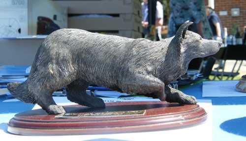 Dog Trophy